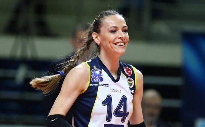 Fenerbahçe Opet, Eda Erdem ile sözleşme yeniledi!