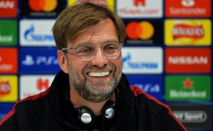Klopp: 'Her zaman transfere hazırız'