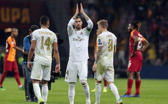 Sergio Ramos: 'Kazanmamız gerekiyordu'