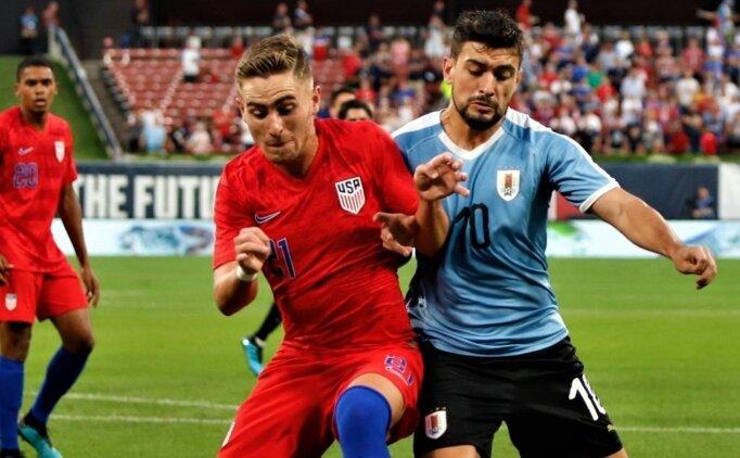 ABD ile Uruguay yenişemedi! Muslera ve Boyd...