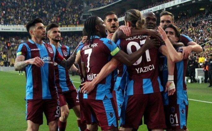 Trabzonspor-Kayserispor! Muhtemel 11'ler