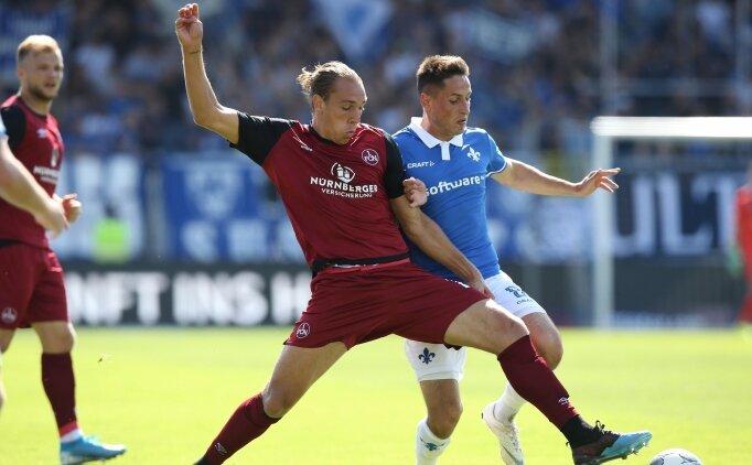 Frey'in golü, galibiyet için Nürnberg'e yetmedi!