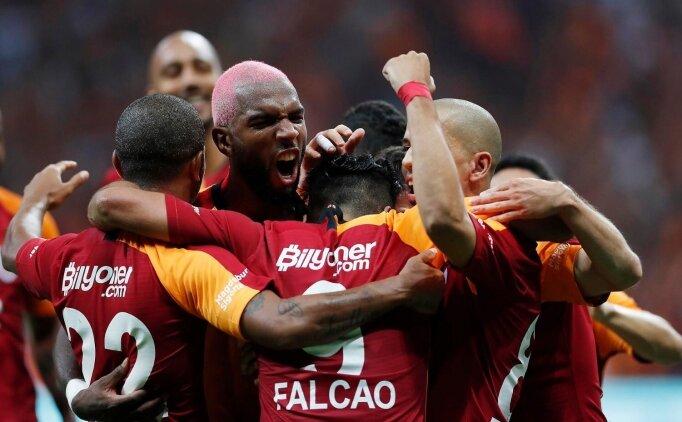 Galatasaray'da 1 golün maliyeti 41 milyon TL