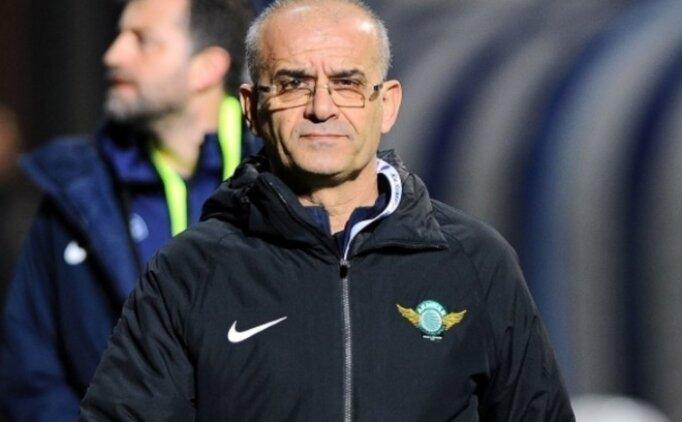 Ercan Kahyaoğlu: 'Kupada başka oynuyoruz'