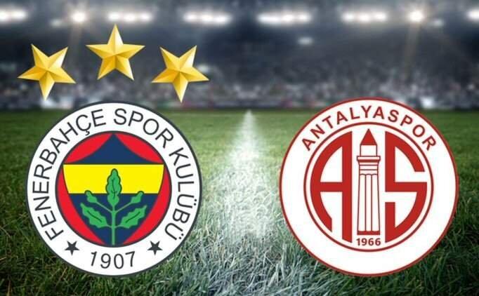 FB Antalyaspor maçı özet izle, Fenerbahçe Antalyaspor golleri izle