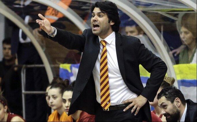 Galatasaray Kadın Basketbol Takımı hedef yükseltti
