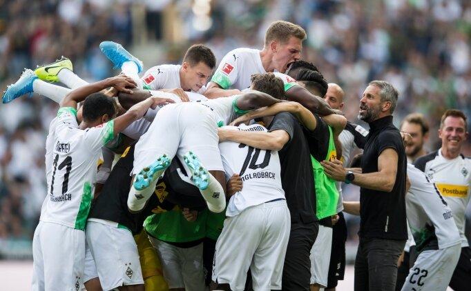 Kaan ve Kenan oynadı, Mönchengladbach kazandı