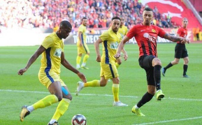 Eskişehirspor, 3 maç sonra nefes aldı!