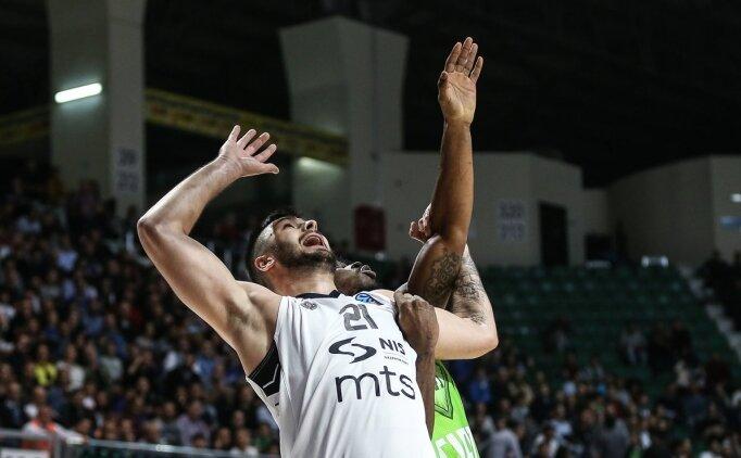 TOFAŞ, Partizan'ı güle oynaya geçti!