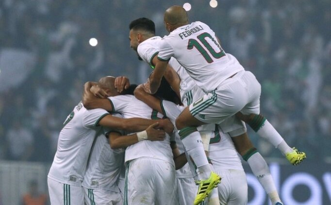Feghoulili Cezayir, 16 maçtır yenilmiyor!