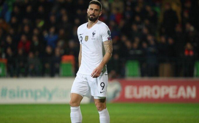 Fransa, İzlanda'da Giroud ile kazandı! İşte puan durumu