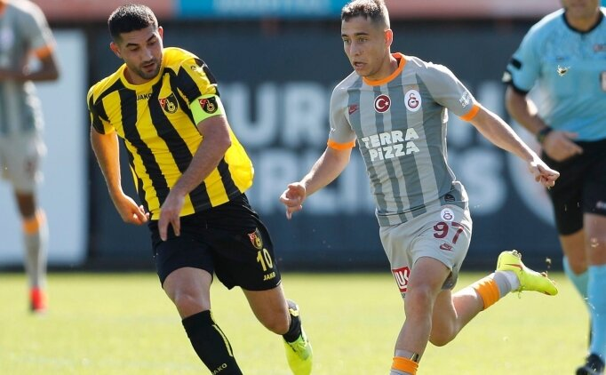 Galatasaray, İstanbulspor'u mağlup etti
