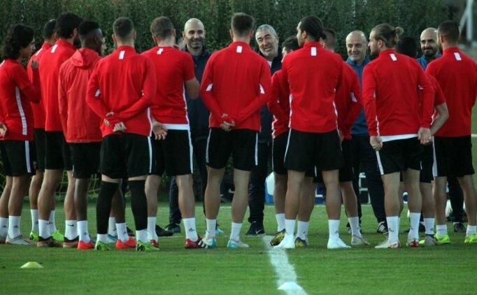Kayserispor'da futbolculardan flaş karar