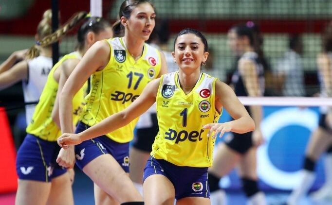 Derbide kazanan Fenerbahçe Opet oldu!