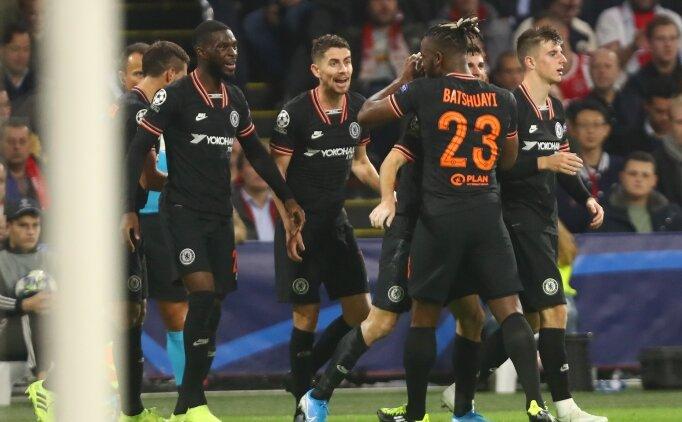 Chelsea, Ajax'ın ünvanını sonlandırdı