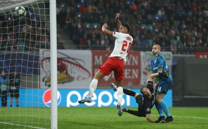 RB Leipzig, geriden gelip devirdi!..