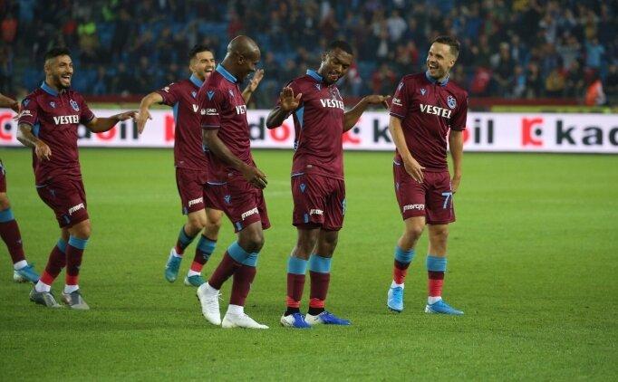 Trabzonspor'da güzel oyun, güzel sonuç: 4-1!