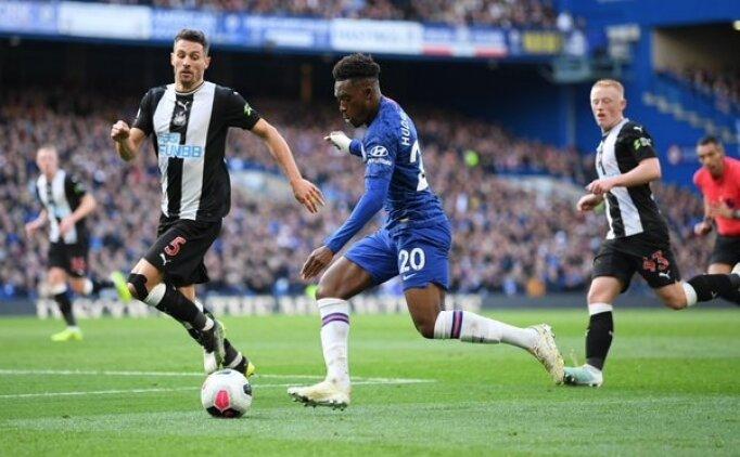 Chelsea, Newcastle duvarını yıktı!