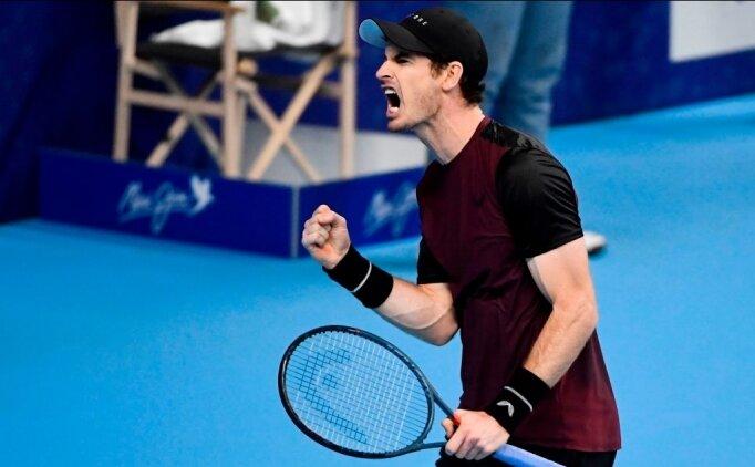 Murray yaklaşık 2,5 yıl sonra şampiyon!