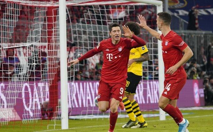 Bayern, Dortmund'u darmadağın etti