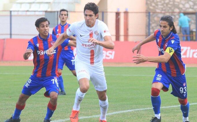 Antalyaspor, 2. lig ekibi Niğde'yi penaltılarda eledi