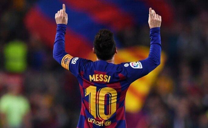 Valverde: 'Messi'yi anlatacak kelimem yok!'