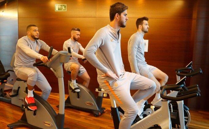 Galatasaray, Gaziantep hazırlıklarına İspanya'da başladı