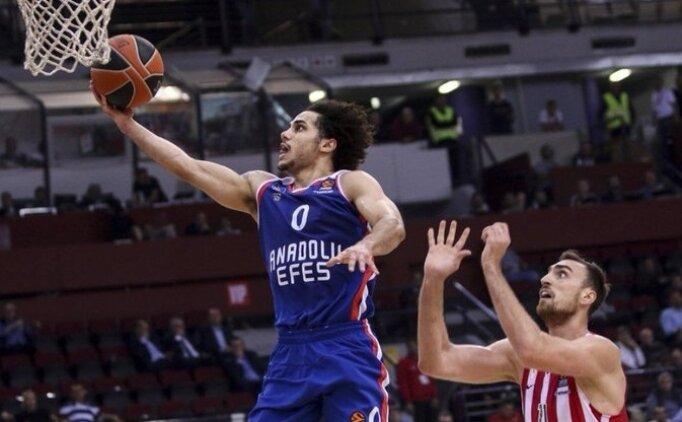 Anadolu Efes'in Euroleague'de rakibi Zenit