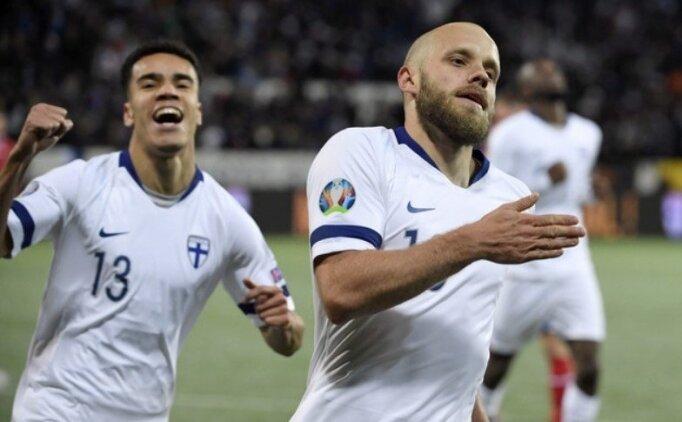 Finlandiya, tarihinde bir ilki gerçekleştirdi: EURO 2020!
