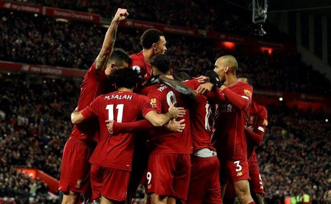 Liverpool'dan zirvede kritik zafer!