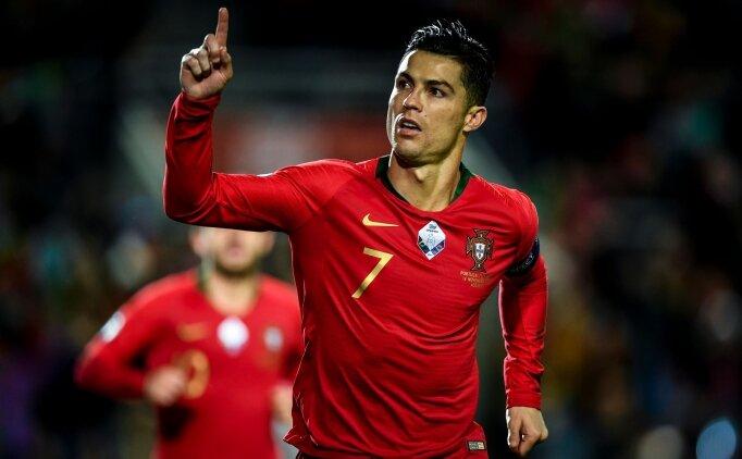 Portekiz, EURO 2020 vizesi almak üzere...