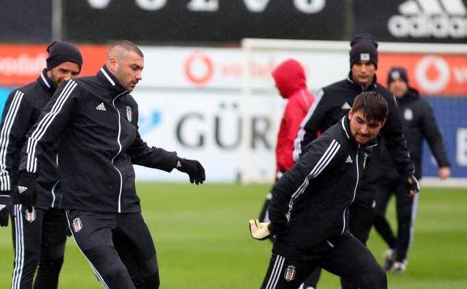 Beşiktaş, Erzincanspor maçına hazır