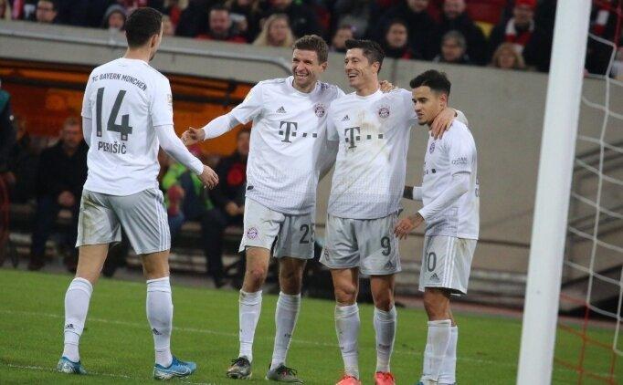Bayern Münih adım adım geliyor!