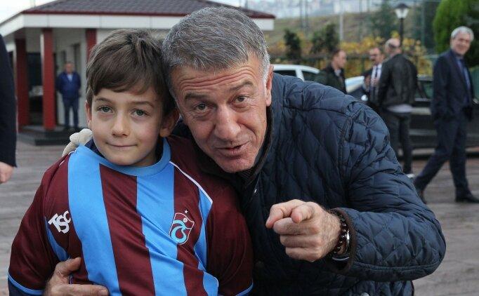 Trabzonspor'a Şırnaklı öğrencilerden ziyaret