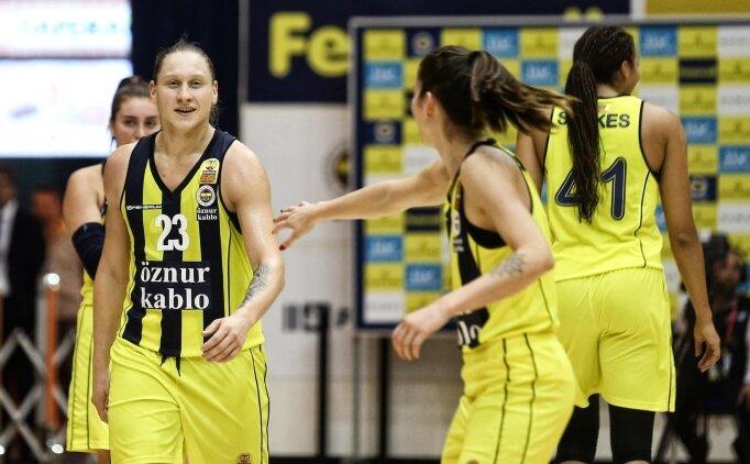 Fenerbahçe Öznur Kablo, BLMA deplasmanında!
