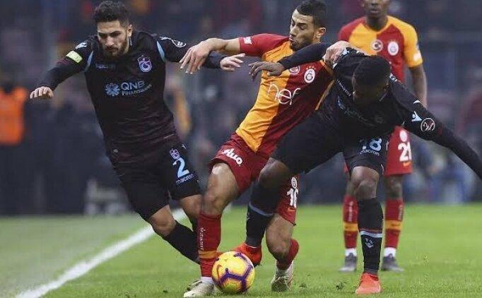 Trabzonspor 4 eksikle Galatasaray'ı ağırlayacak