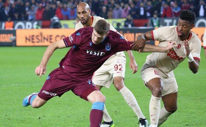 Trabzonspor kaçırdı, Galatasaray cezayı kesti