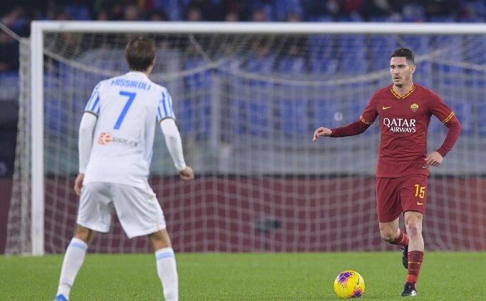 Mert Çetin oynadı, Roma 3 golle kazandı!