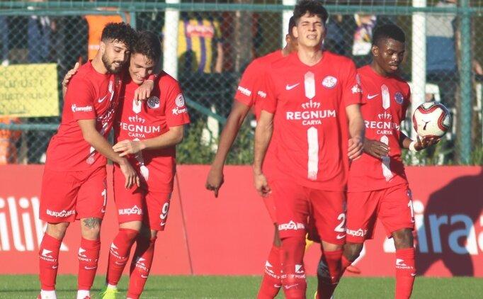 Antalyaspor, Eyüpspor'u eledi ve tur atladı