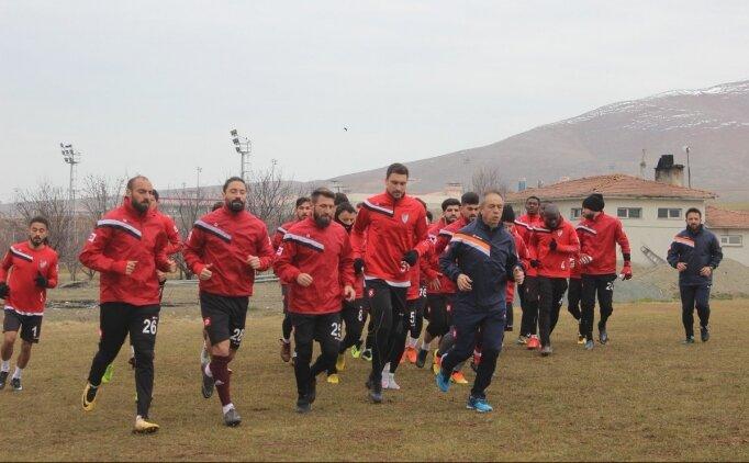 'Gençlerbirliği maçı ile iyi bir başlangıç yapmayı umuyorum'