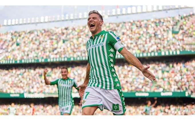 Joaquin, La Liga tarihine geçti!