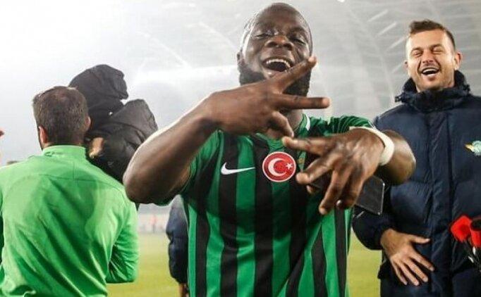 Elvis Manu'dan Trabzonspor'a yeşil ışık