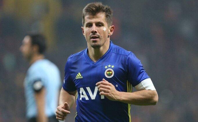 Fenerbahçe'de Emre Belözoğlu yetişmedi