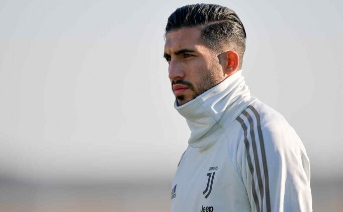 Juventus'ta mutsuzum diyen Emre Can'a teklif
