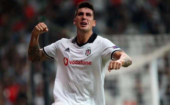 Beşiktaş'ta Enzo Roco'nun şansı kalmadı