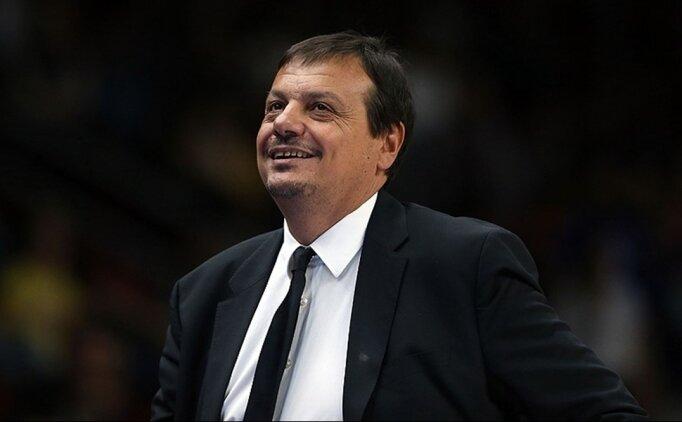 Ergin Ataman: 'İnşallah Galatasaray şampiyon olur'