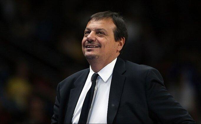 Ergin Ataman: 'Barcelona'yı yeneceğiz'