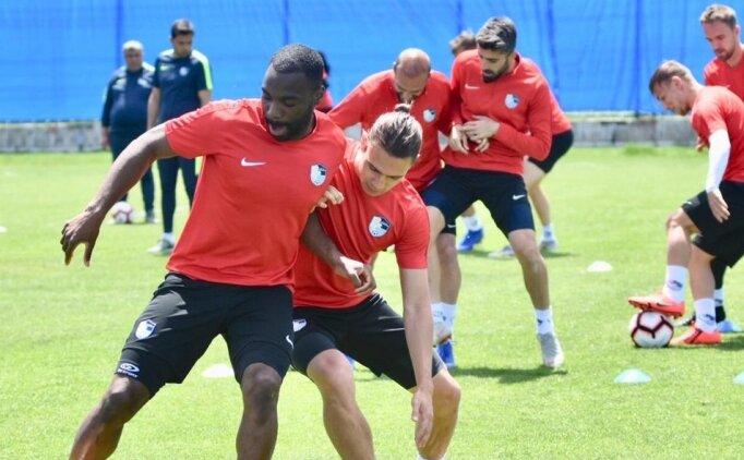 Erzurumspor, Fenerbahçe'ye 2 yıldızından yoksun çalıştı
