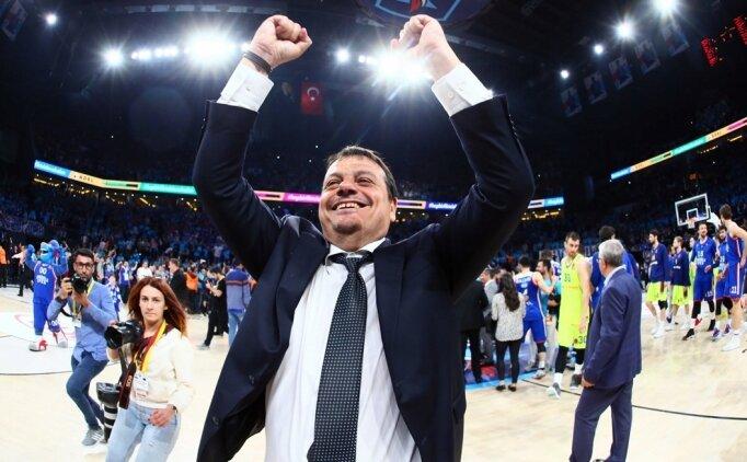 Ergin Ataman: 'Şampiyon biz olacağız!'
