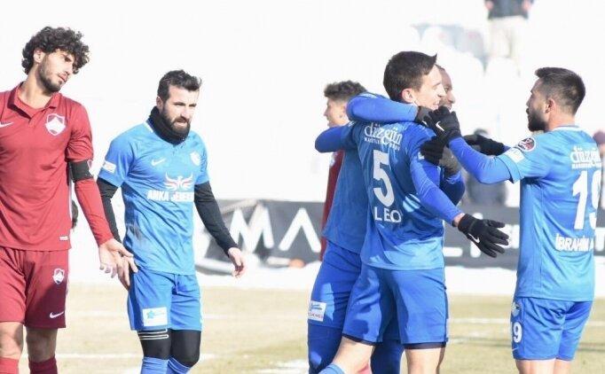 Erzurumspor, 1461 Trabzon'u 3-0 ile geçti